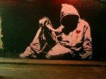 Бэнкси - Британский граффитист