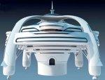 Utopia – новый райский остров Yacht Island Design