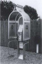 Preserved kiosks