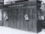 You may telephone from here