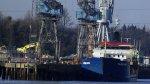 Экипаж затонувшего в Ирландском море судна состоял из россиян