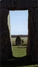 The alignment of Stonehenge