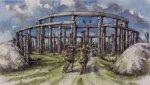 Woodhenge, Coneybury Henge, West Amesbury Henge