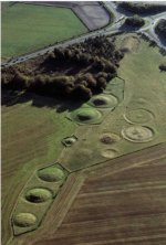 The Cursus Barrows, Winterbourne Stoke, New King Barrows