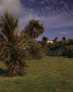 Henry's Campsite, Caerthillian Farm, The Lizard, Helston, Cornwall