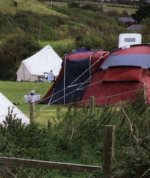 Porth Joke Campsite,Treago Mill, Crantock, Newquay, Cornwall
