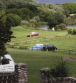 Beryl's Secret Camping Haven, Beeson, nr Kingsbridge, Devon