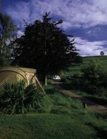 Batcombe Vale Campsite, Shepton Mallet, Somerset