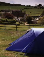 Stoats Farm Camping, Weston Lane.Totland, Isle of Wight