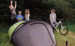 Deer's Glade Caravan and Camping Park, White Post Road, Hanworth, Norwich, Norfolk