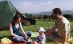 Whitcliffe Campsite, North Farm, Whitcliffe, Ludlow, Shropshire