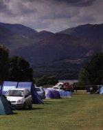 Castlerigg Farm Camping Site, Castlerigg, Keswick, Cumbria