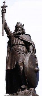 Альфред Великий (871 – 99)