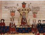 Edvard I and Edvard II (1272 - 1327)
