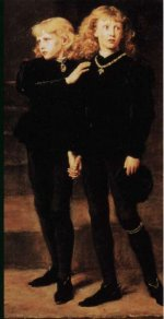 Edward V and Richard III (1483 - 1485)