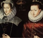 Mary Queen of Scots and James VI (1542 - 1603)
