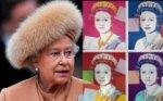 Королева Елизавета II выкупила четыре своих портрета работы Энди Уорхола
