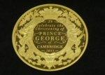 Особые монеты в честь новорожденного Георга отчеканили в Англии