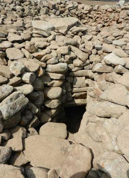 Колесо гигантов: загадочный Руджм эль-Хири ставит археологов в тупик
