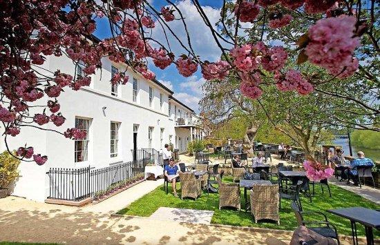 Лучший маленький отель в мире находится в Англии