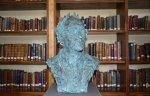 В Великобритании установлен бронзовый бюст Иосифа Бродского