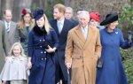 Журналисты подсчитали занятость членов королевской семьи в 2016 году