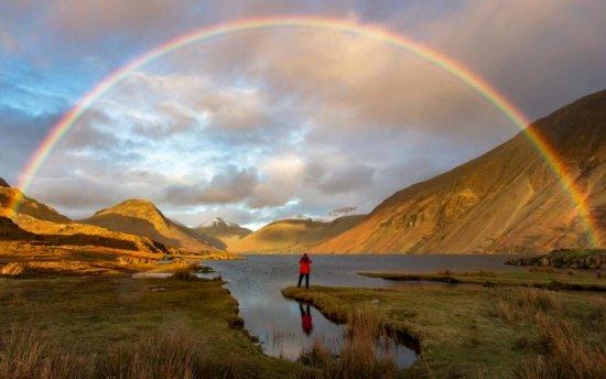 Редкий природный феномен удалось сфотографировать в Британии