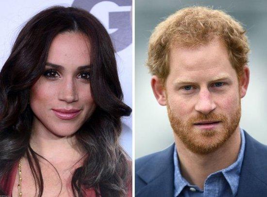 Королева Елизавета II дала разрешение на брак принца Гарри с канадской актрисой