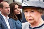 Принц Уильям повздорил с Королевой из-за поведения своей супруги