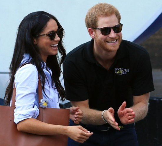 Принц Гарри и Меган Маркл оказались родственниками