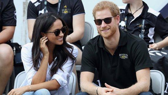 В Лондоне объявили о помолвке принца Гарри и Меган Маркл