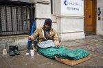 Великобритания бьет рекорды по количеству бездомных