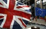 Великобритания будет платить отступные за Брекзит почти полвека