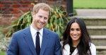 Почта Великобритании выпустила почтовые марки к свадьбе принца Гарри и Меган Маркл