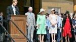 МИР Принц Гарри и Меган Маркл впервые появились на публике как супруги
