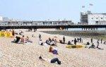 Великобританию накроет жарой из Африки
