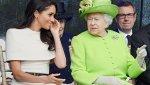 Mirror: Елизавета II считает слово «беременность» вульгарным