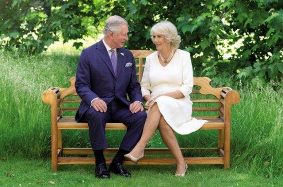 Королевская семья начала рассылать рождественские открытки