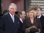 Пьяная герцогиня Камилла бросила в королеву Елизавету II бокал и порвала ей ожерелье